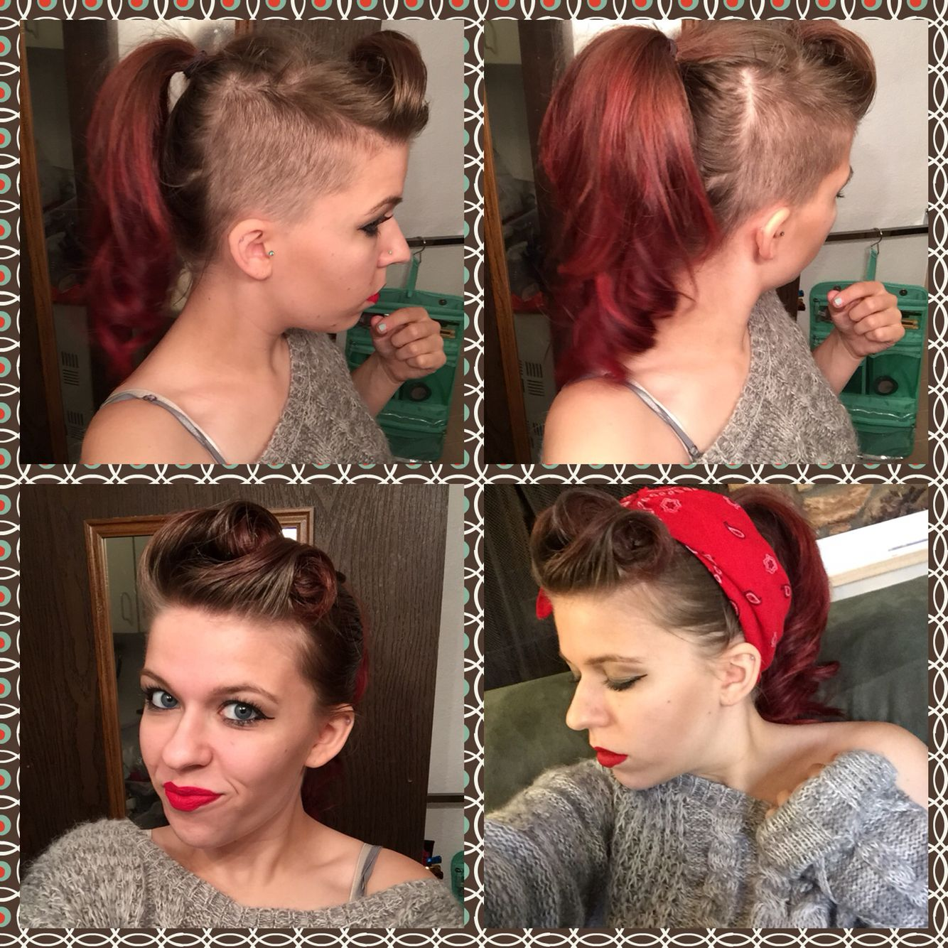 Pin On Side Shave Hairstyles