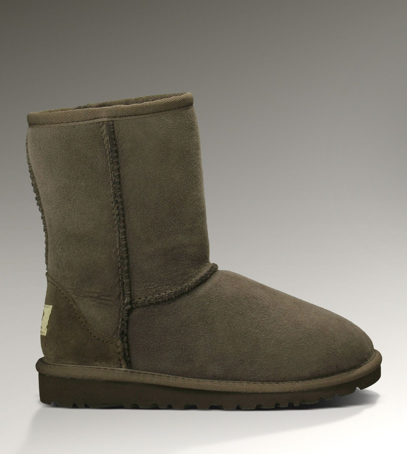 UGG Short Classic 5251 Chocolate Boots