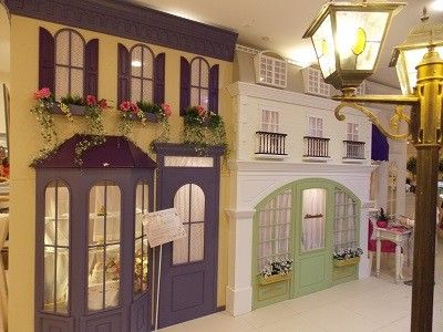 Indoor Playhouse Themes | Unique Wooden Playhouses| Lilliput. Childrens ...