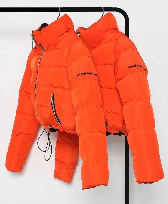 Orange Orange Orange Outfit Orange Fashion Neon Fashion [ 1283 x 1052 Pixel ]