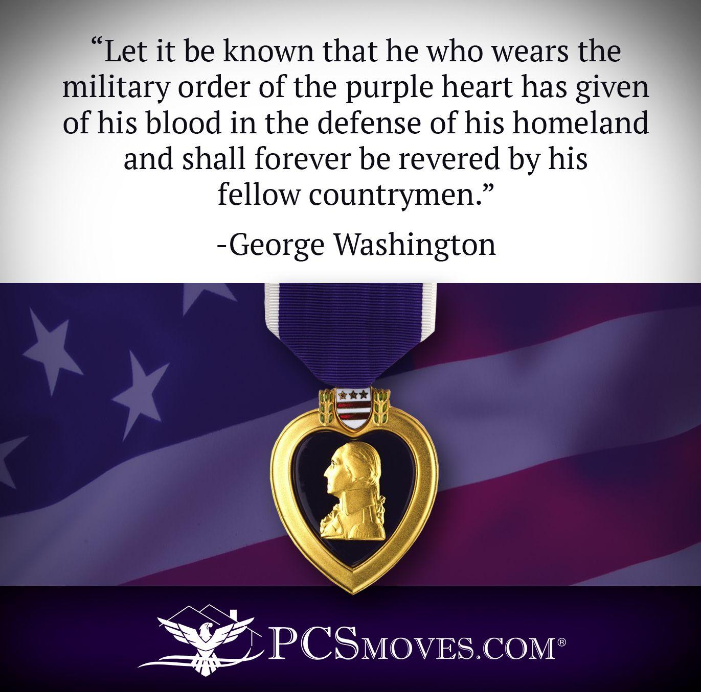 National Purple Heart Day Purple Heart Award Purple Heart Day Purple Heart