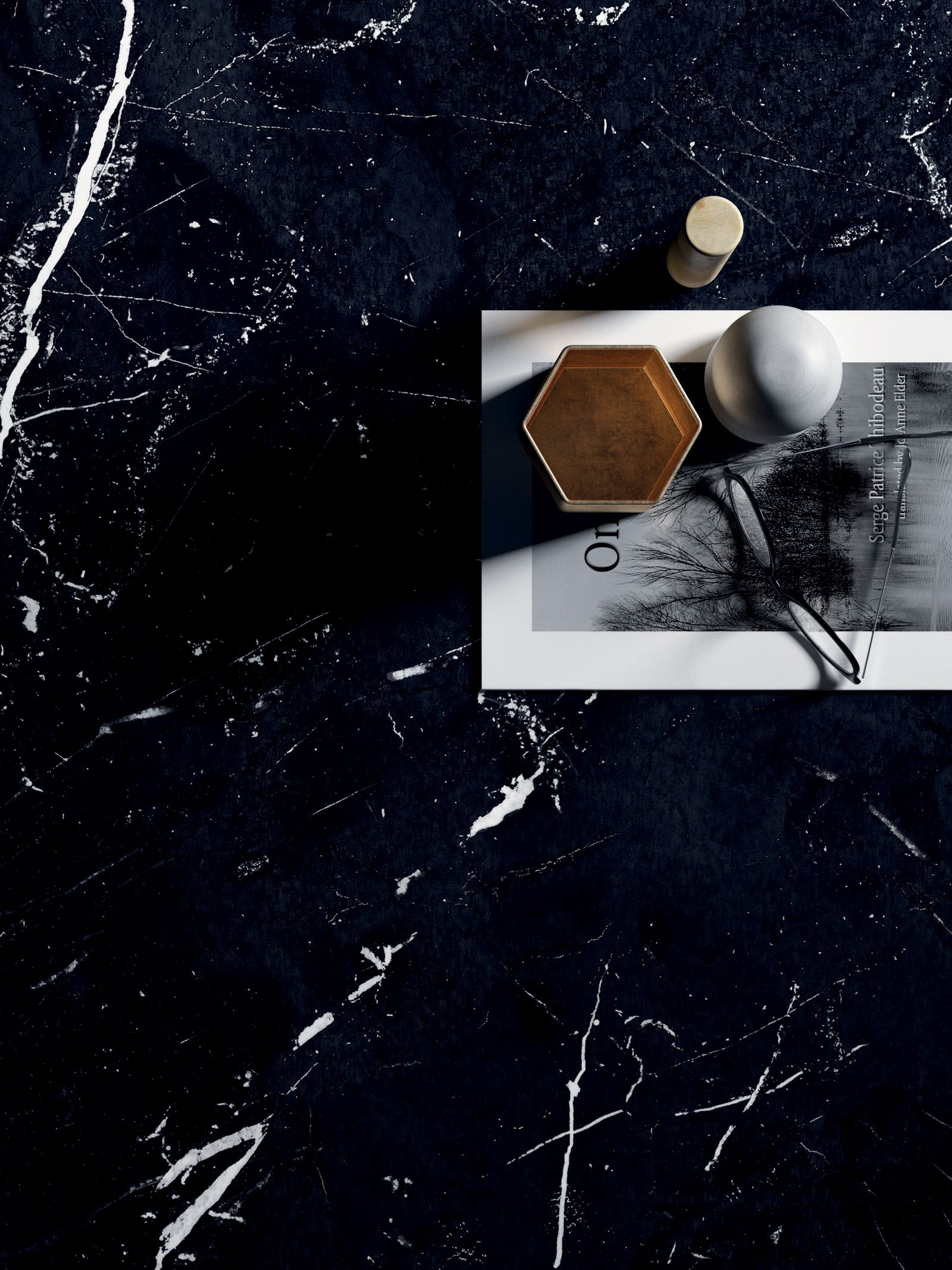 Black Marble Effect Floor Wall Tiles It S An Inspiring Interior Design Idea For Your Home Marble Is Elegant Bright And Luxuriou Lusso Pavimenti Marmo Nero