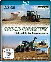 Agrar-Giganten - Hightech in der Getreideernte (DVD)