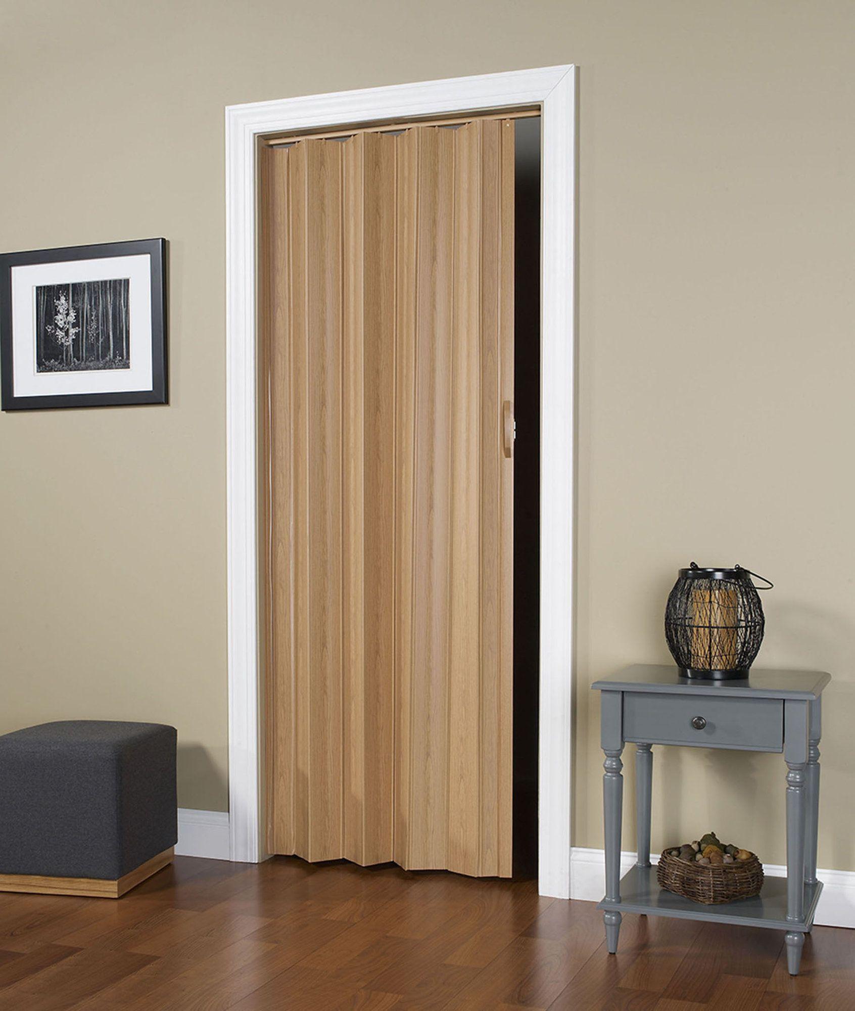 Homestyle vinyl accordion interior door vinyls interiors and doors