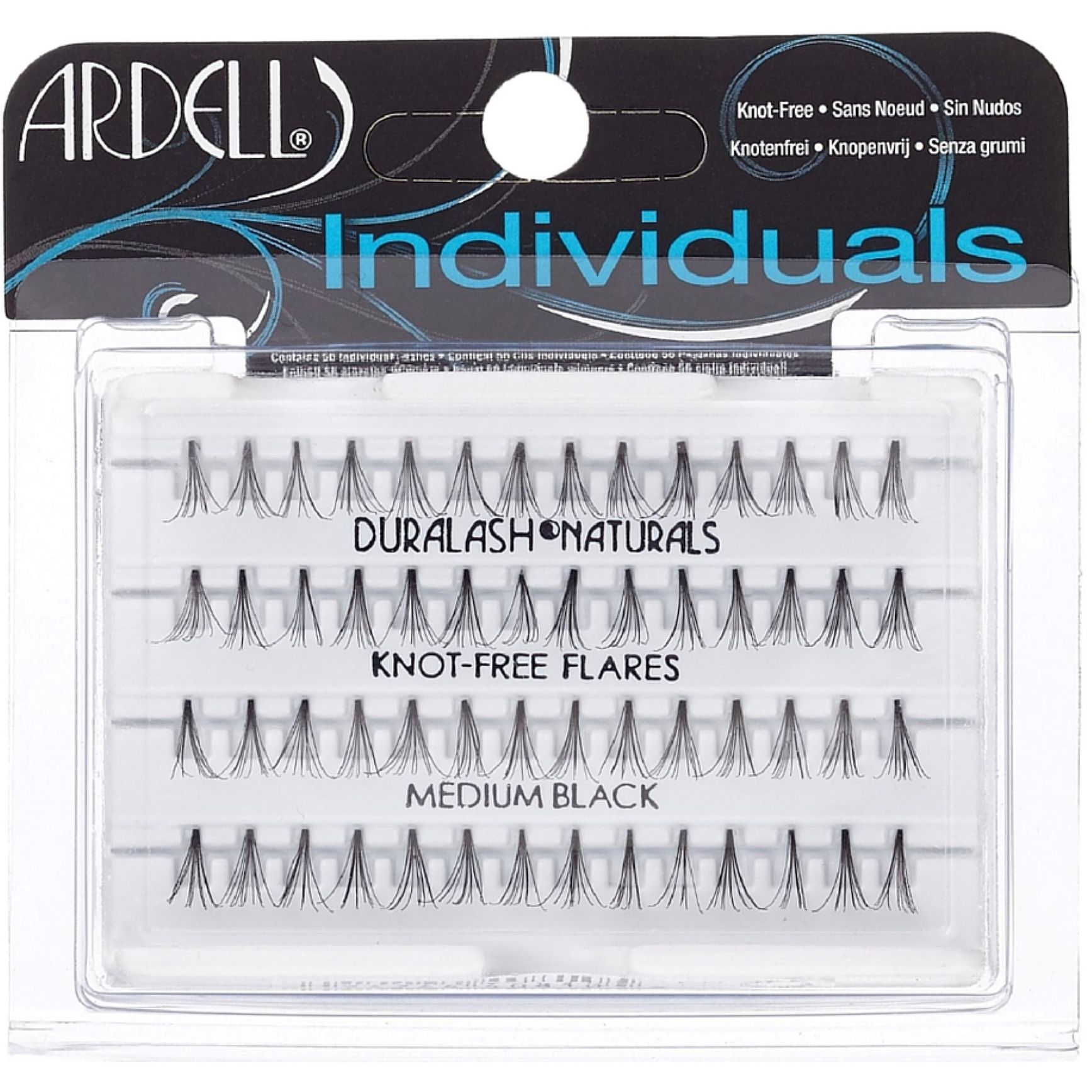 d46cb9cfc17 Ardell DuraLash Individual Medium Flare Lashes, 56 ea | Products ...