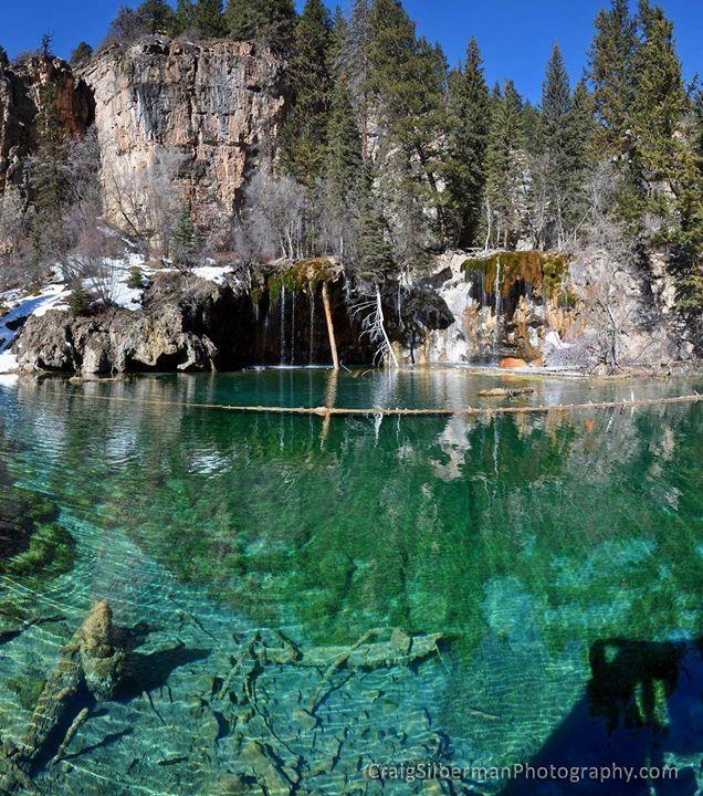 Hanging Lake Colorado US    Craig Silberman Say Yes To Adventure