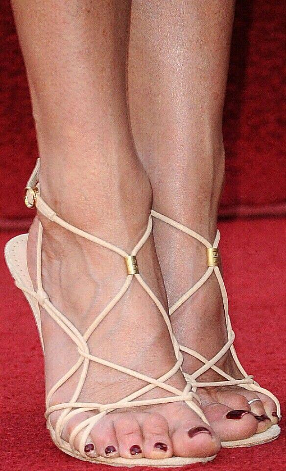 Jennifer Aniston Pies Bonitos Mujer Zapatos Zapatería