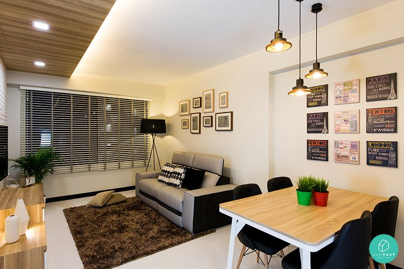 E C Home Design Part - 24: How Singaporeans Reinvent The Scandinavian Style | Scandinavian Living  Rooms, Scandinavian Living And Interiors