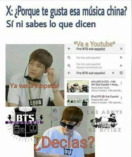 Resultado De Imagen Para Memes De Bts En Espanol 2017 Memes Memes Coreanos Bts Memes Caras