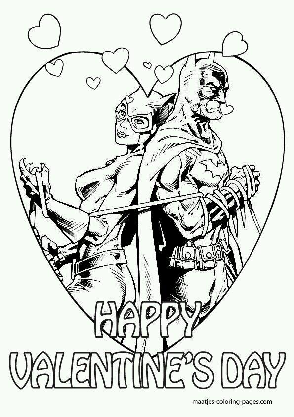 Pin By Sofiya Capkina On Batman Valentine Coloring Pages Batman Coloring Pages Batman Valentines
