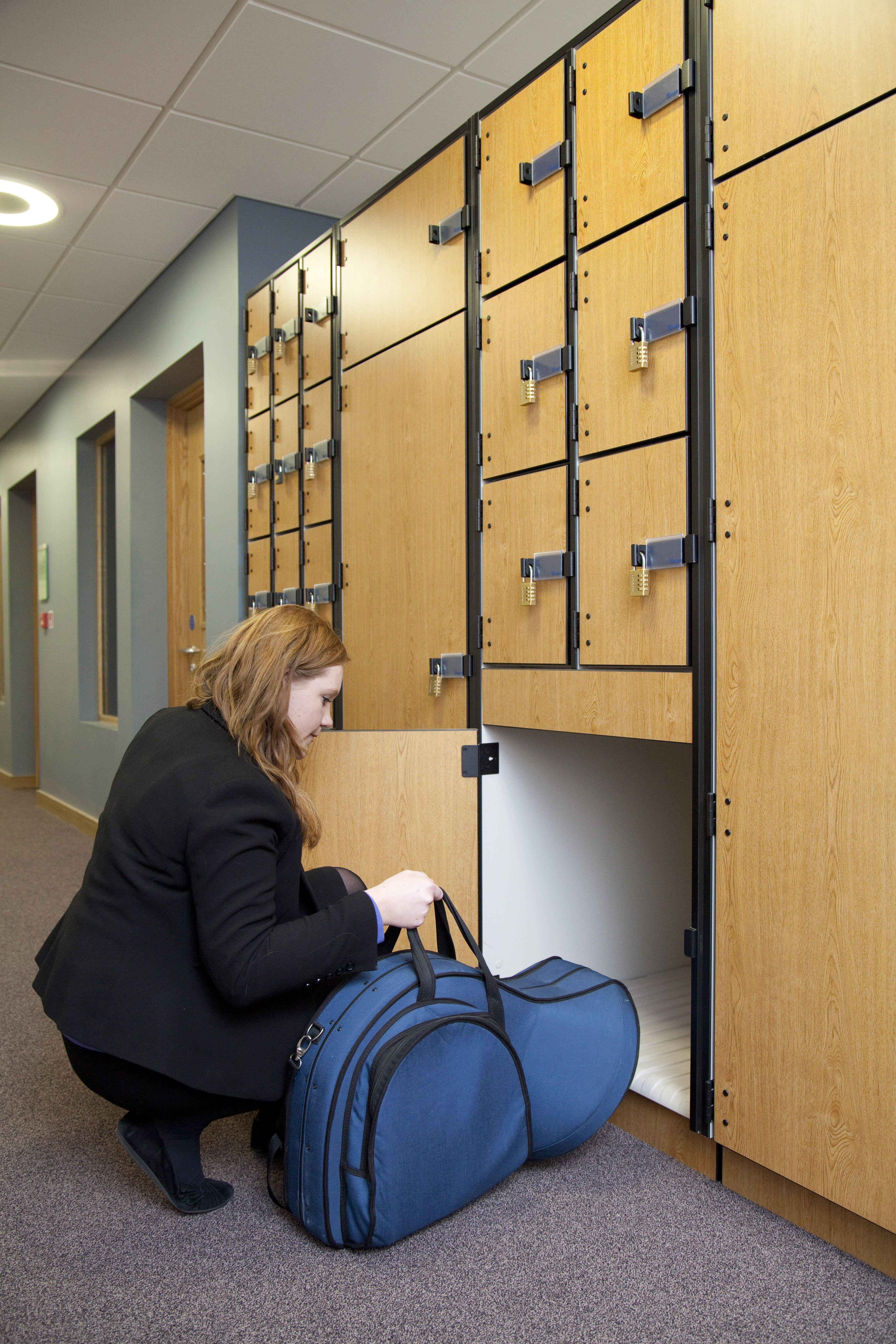 Wenger Instrument Storage Cabinets