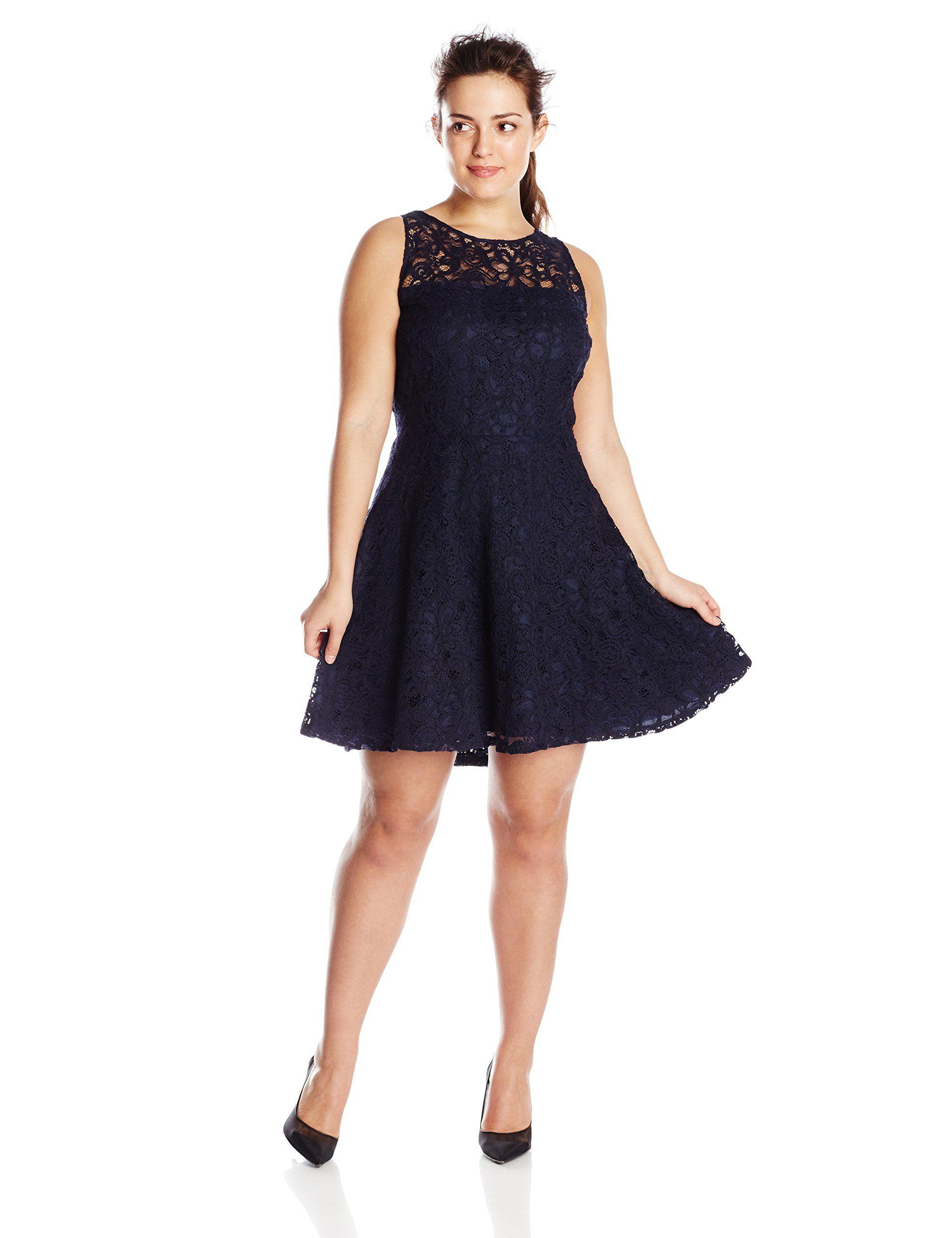 Bb dakota womenus chance lace racerback dress at amazon womenus