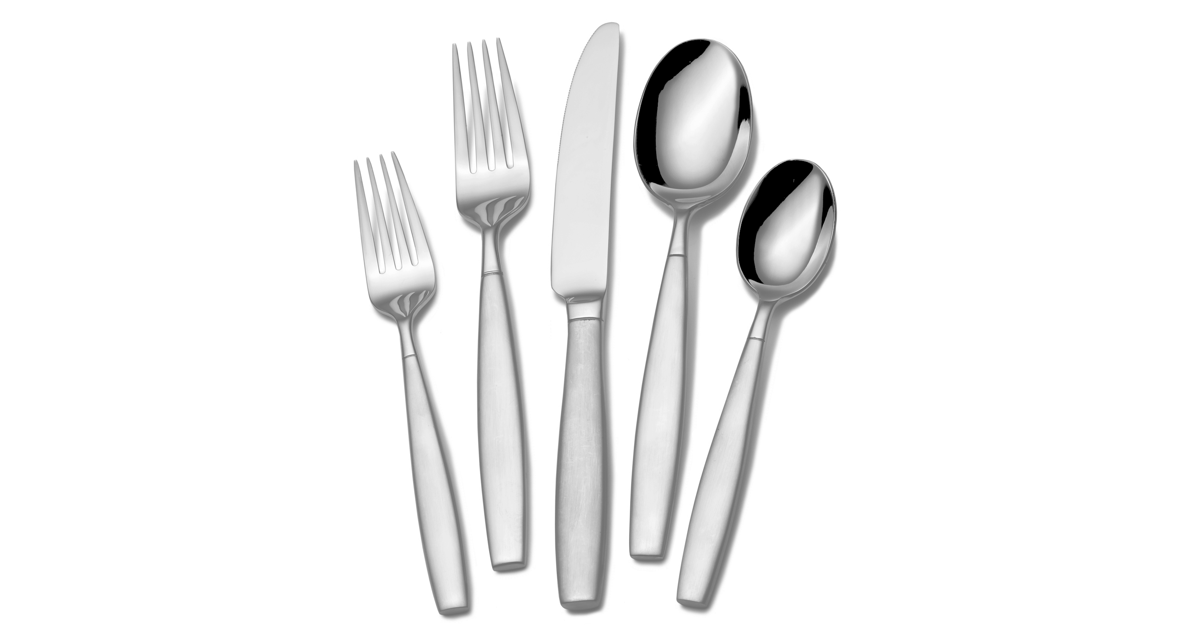 Towle Living Flatware, Gia 42 Pc Set, Service for 8