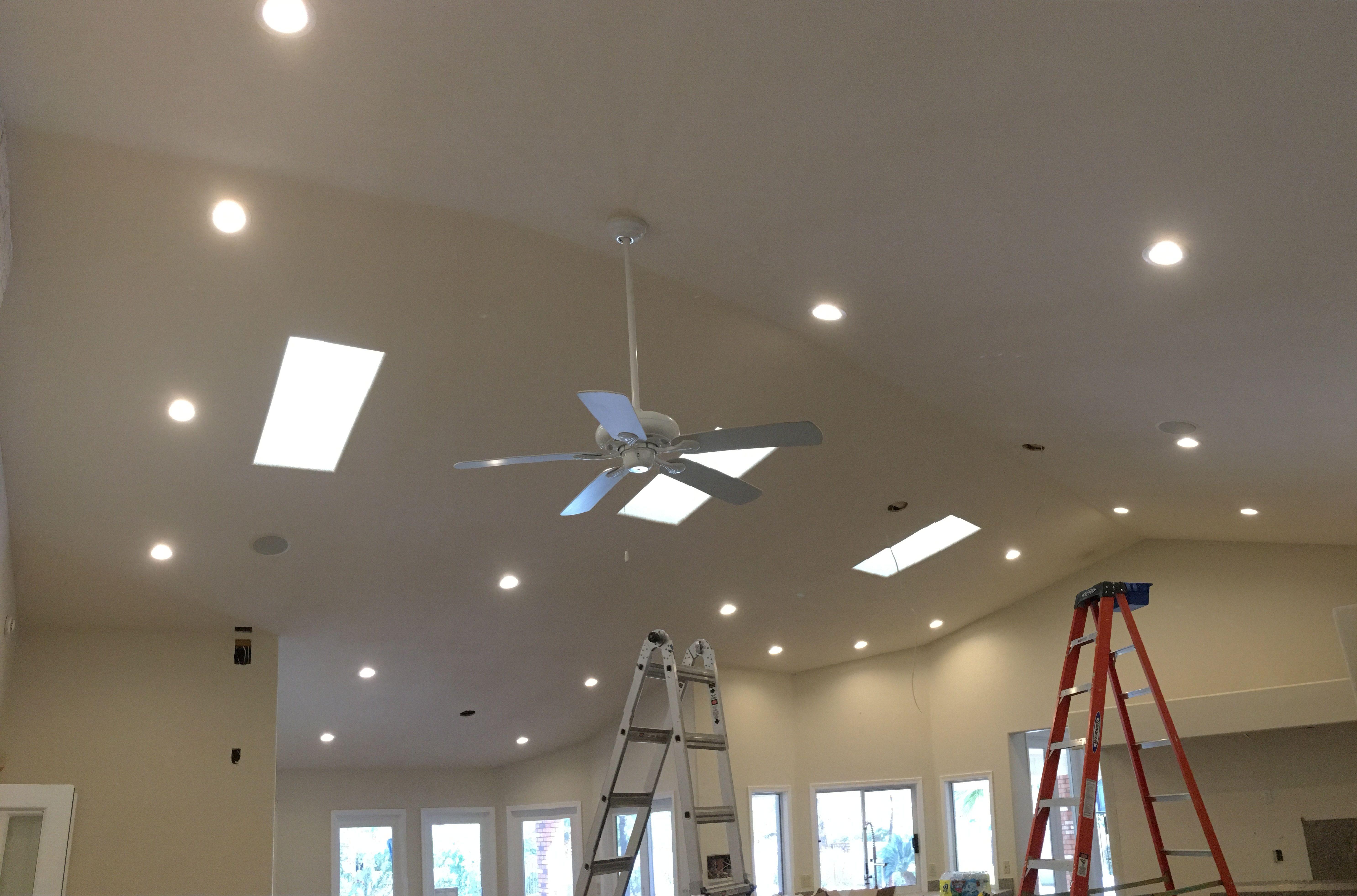 Az Recessed Lighting Installation Of Led Lights Az Recessed