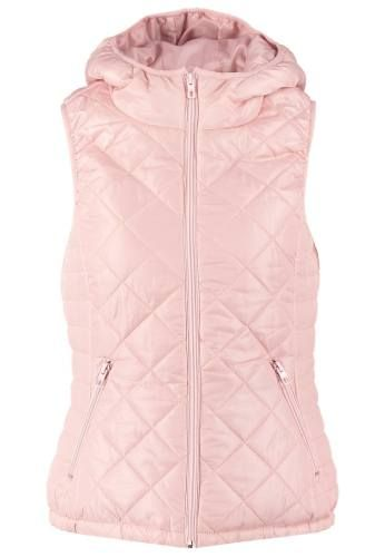 Only Onlright Chaleco Silver Pink chalecos y ponchos Silver Pink Only Onlright Chaleco Noe.Moda