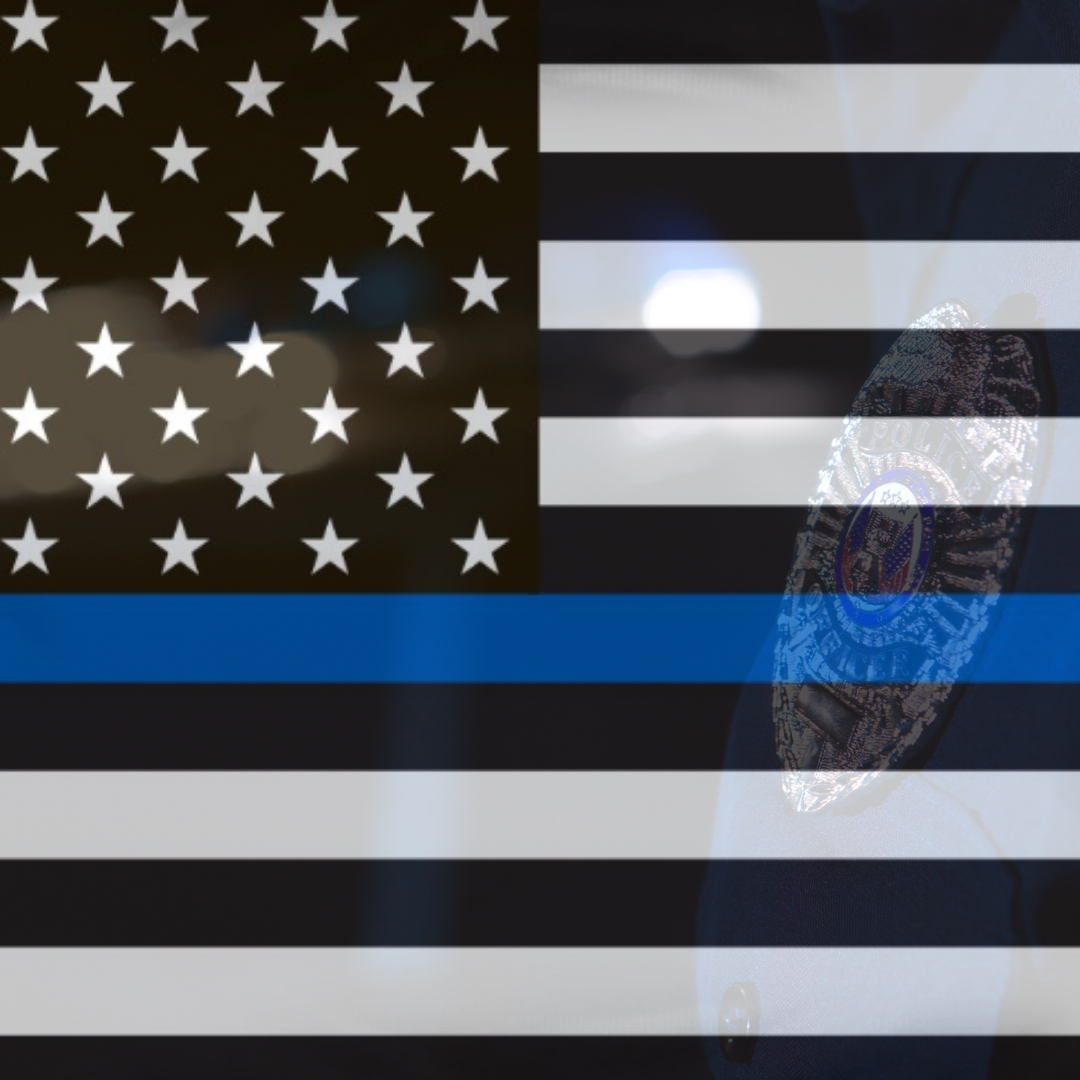 Every Day Law Enforcement Officers Put Their Lives On The Line To Keep You And Your Family Safe Show Your S Flag Store Patriotic Decorations Police Flag
