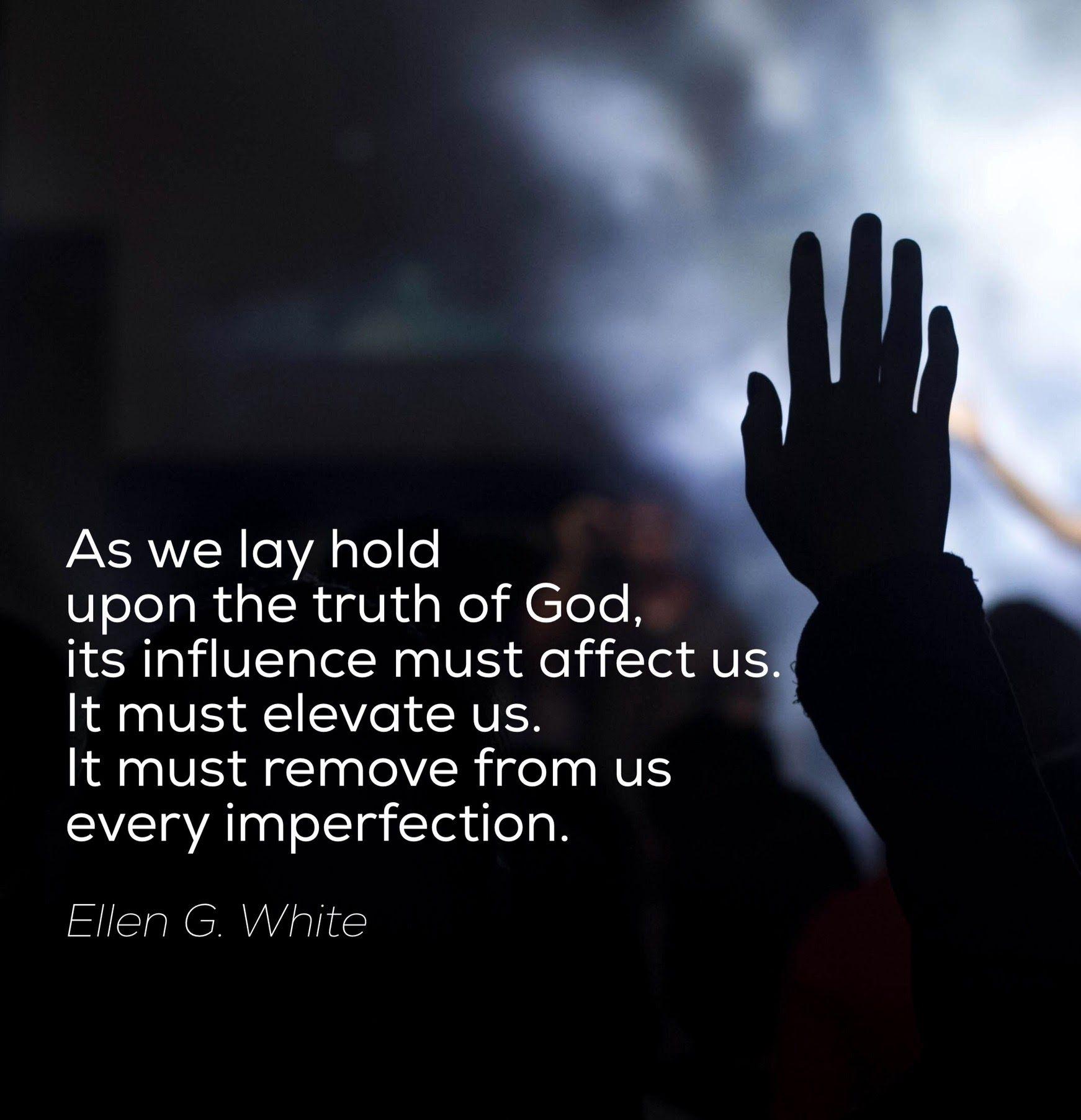 Ellen G White Quote Sda Adventist Pcayouth Instagram
