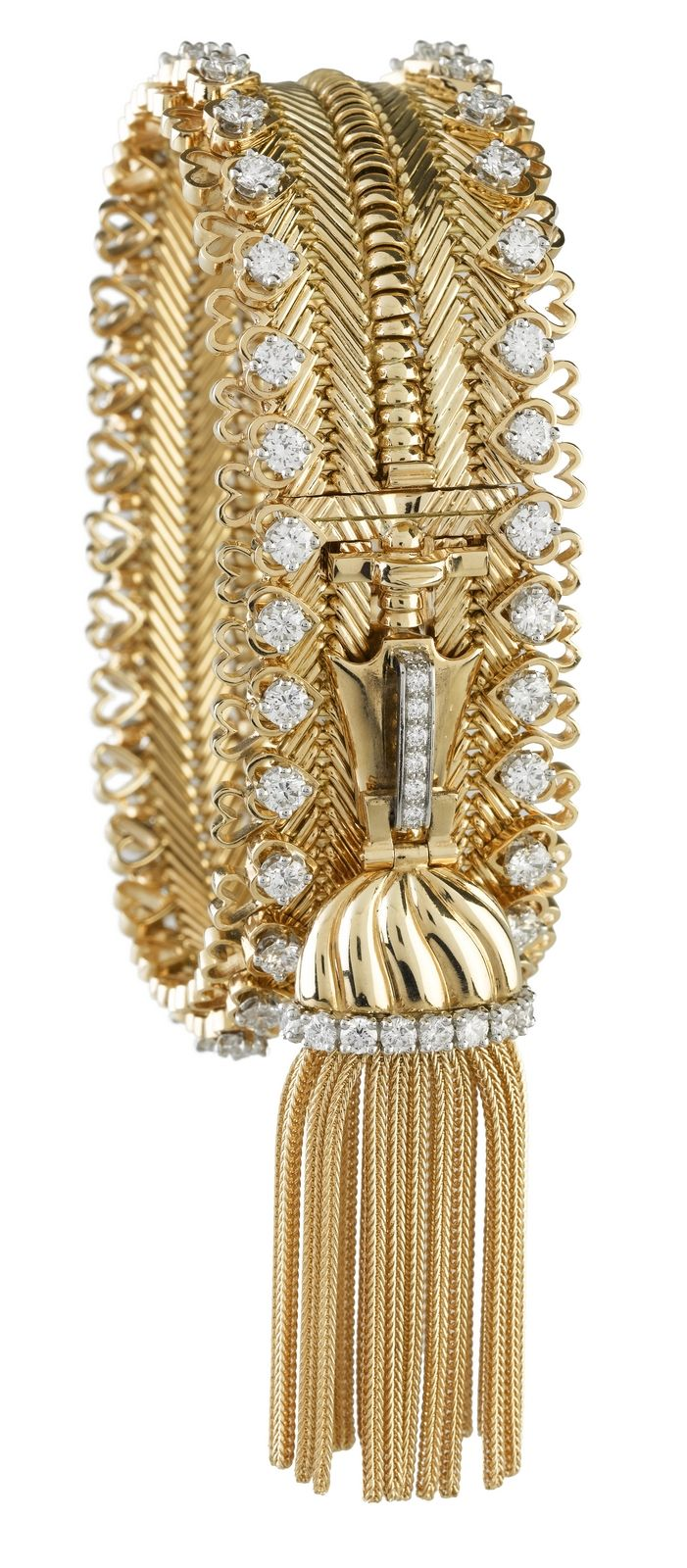 Van cleef u arpels zip bracelet van cleef and arpels pinterest