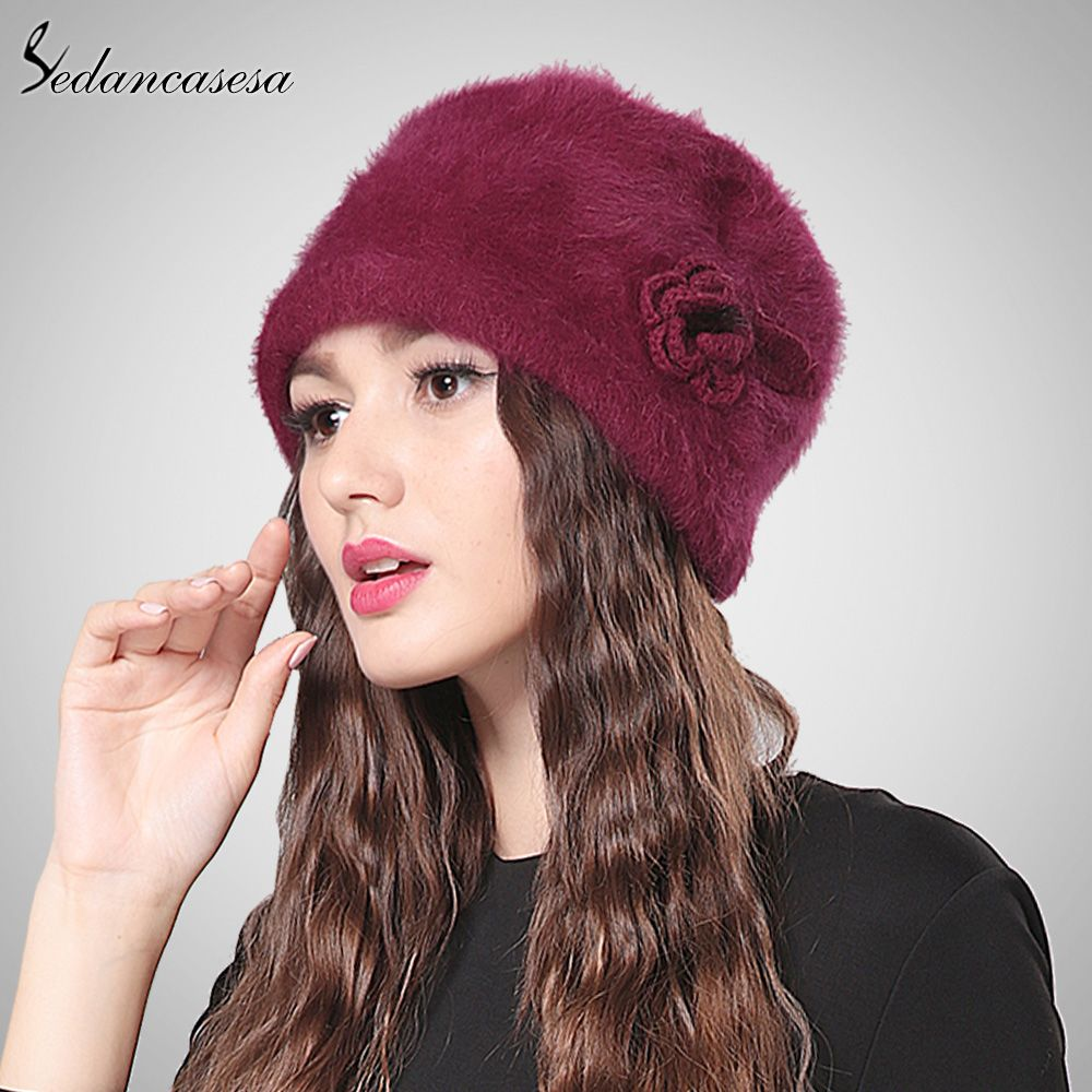 19be482757a Lady Cloche Hat with 100% Australian Wool Autumn Winter Keep Warm Hats For Women  Bucket Hat WG015021 Tag a friend who would love this!