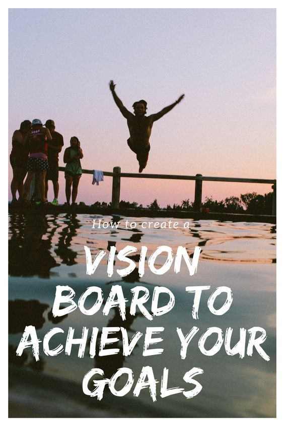 How to Create a Vision Board to Achieve Your Goals - XOXO ...