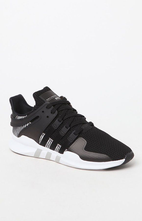 best service 1aa95 8d27b adidas EQT Support Adv Black & White Shoes | 01 - sneakers ...