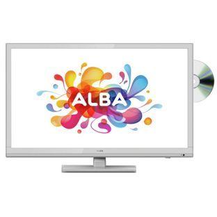 Buy ALBA 24' HD Ready LED TV/DVD COMBI WHITE at Argos.co ...