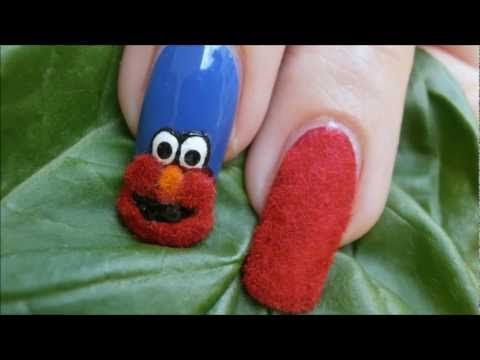 Flocking Nails Velvet Nail Art With Flocking Powder Tips Diy Nail