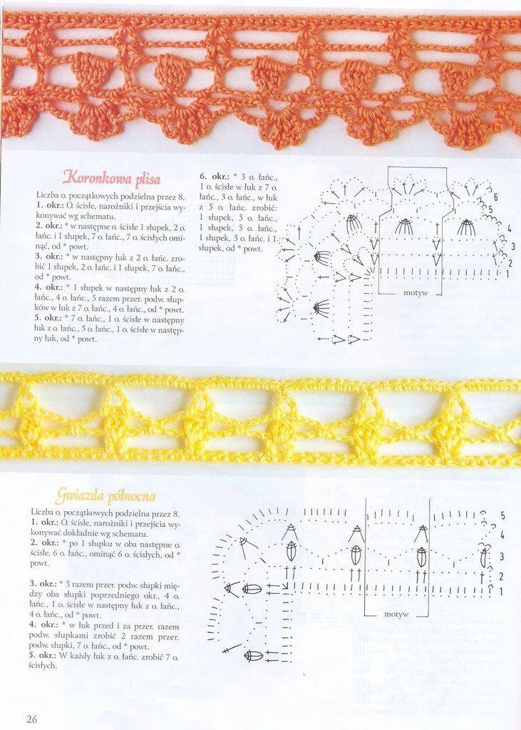 Irish crochet & | Ganchillo | Pinterest | Patrones y Proyectos