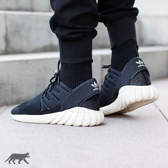 adidas tubular doom primeknit black - Google Search
