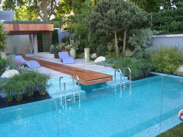 Schwimmingpool für den Garten - 35 prima Designs! - Archzine.net