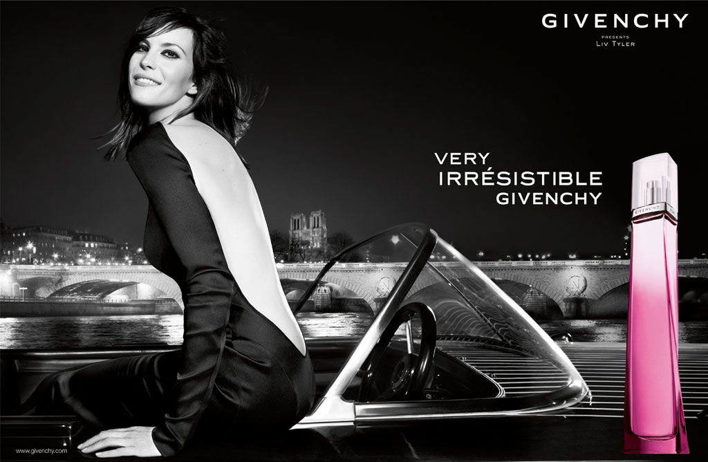 very irresistible givenchy liv tyler