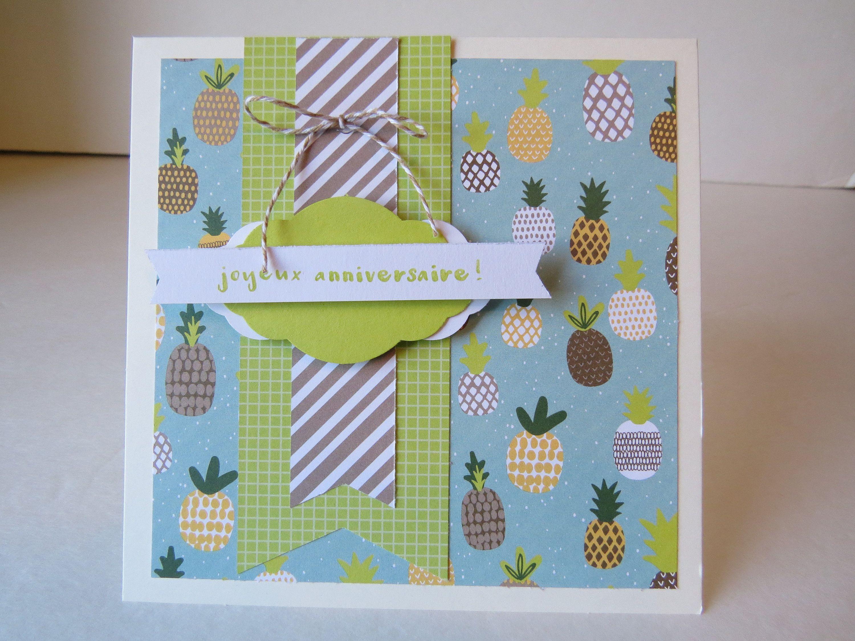 Greeting card happy birthday card