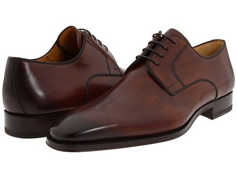 Magnanni Colo Mid Brown - Zappos.com Free Shipping BOTH ...