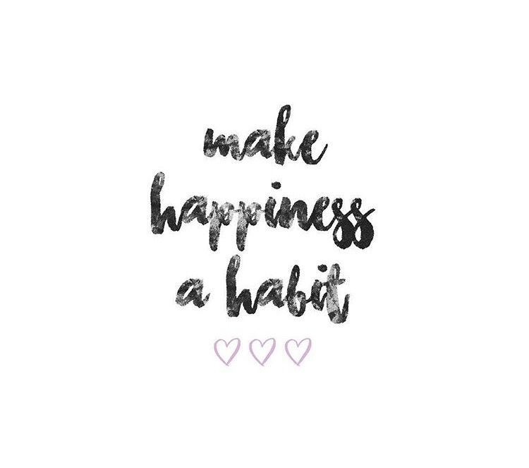 Pinterest ; @Itspernilla •.♡   Short happy quotes