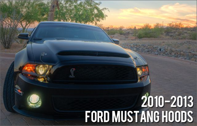 Aftermarket Mustang Parts >> Sick Hood Aftermarket Auto Truck Parts And Accessories Mustang