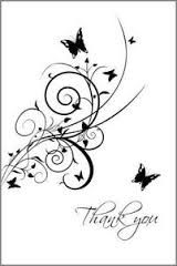 Image result for pure white thank you cards