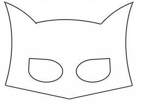 Mascara De Batman En Foami Molde Festas De Aniversario Batman