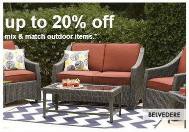 Target Coupons 20 Off On Patio And Garden Get Saved Up To 20