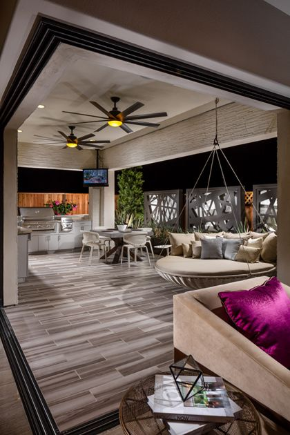 Toll Brothers California Room