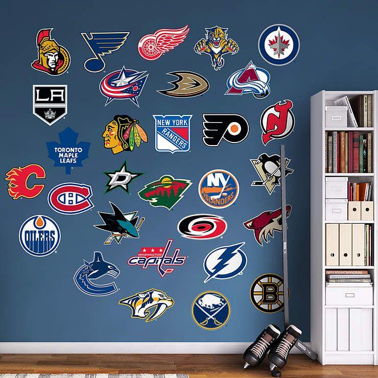 Nhl Logo Collection Nhl Logos And Hockey