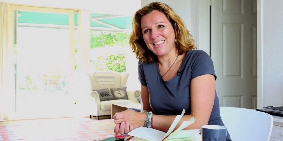 Kantoor aan huis: Annabel Heijen