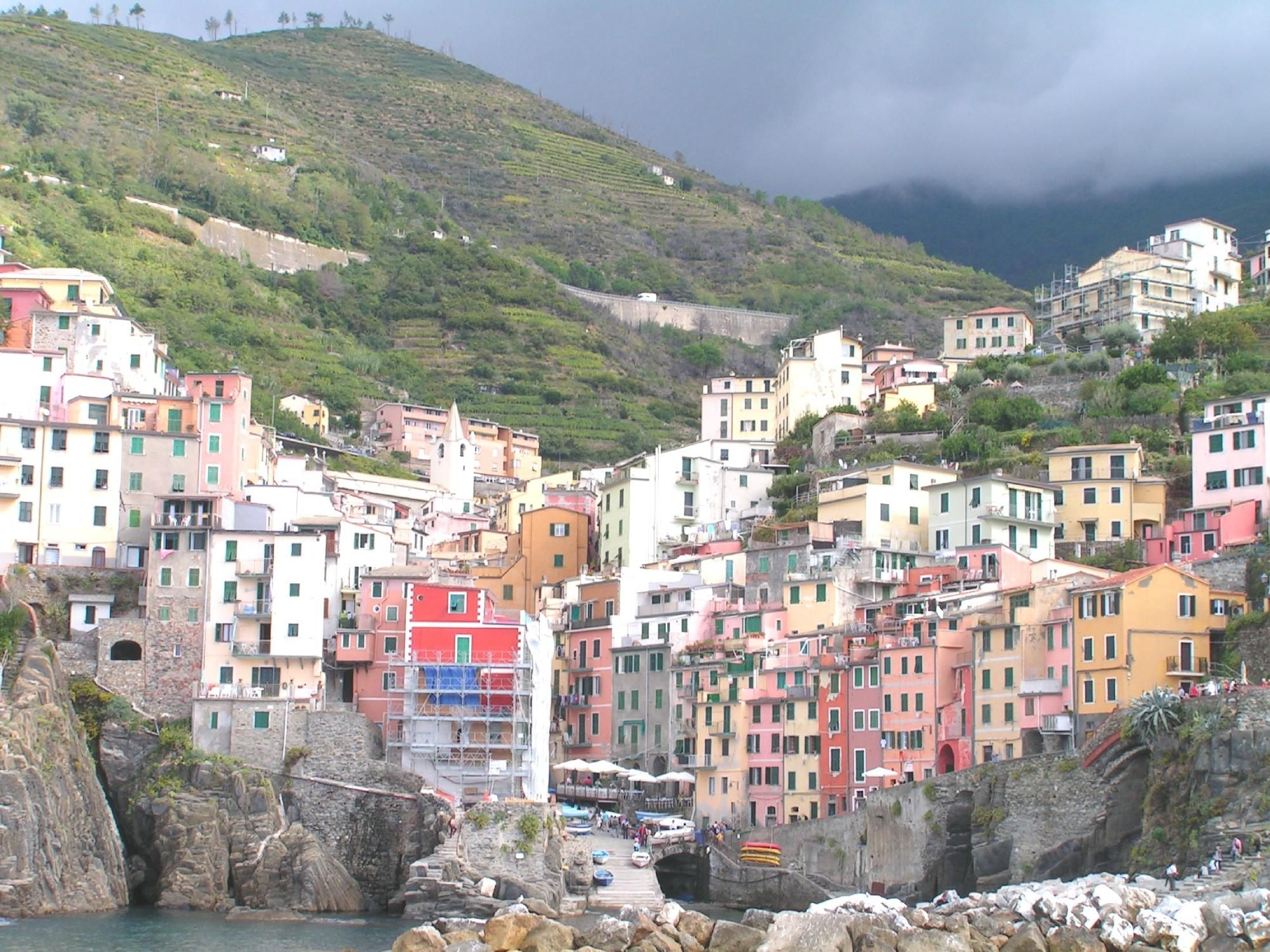 Cinque Terre Travel Guide Five Lands And Italian Riviera Tour - Touring italy