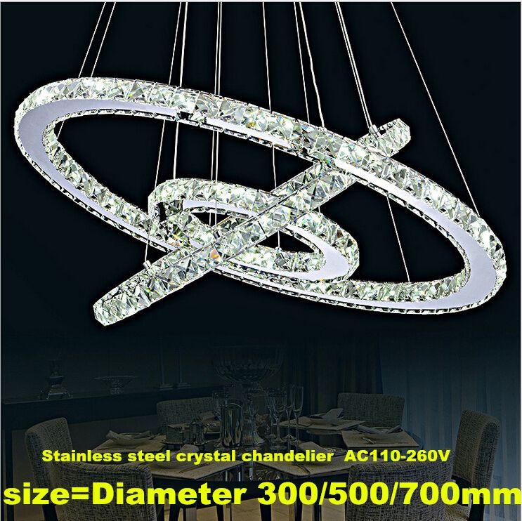 Aliexpress Com Buy Modern 3 Ring Chandelier Sale Diamond Ring