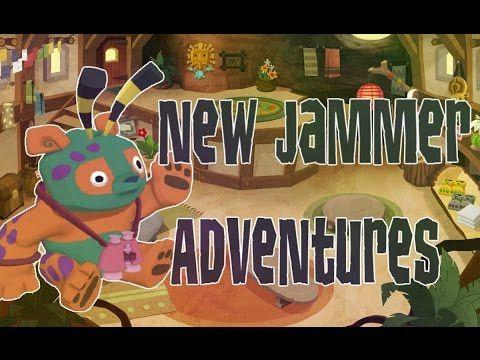 Animal Jam Skit ~ New Jammer Adventures - YouTube