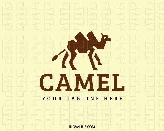 b499792ae57 (camel,animal,tourism,travel,mascot,abstract,square,modern,desert,guide,,  logo for sale, logo design, logo, logotype, logotipo, vector, illustration).