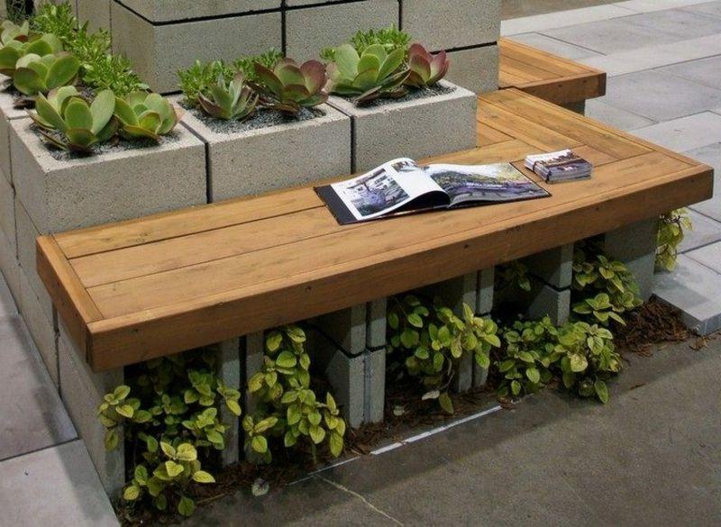 22 tolle Design Ideen für eine Gartenbank aus Holz Garden - ideen aus holz fur den garten