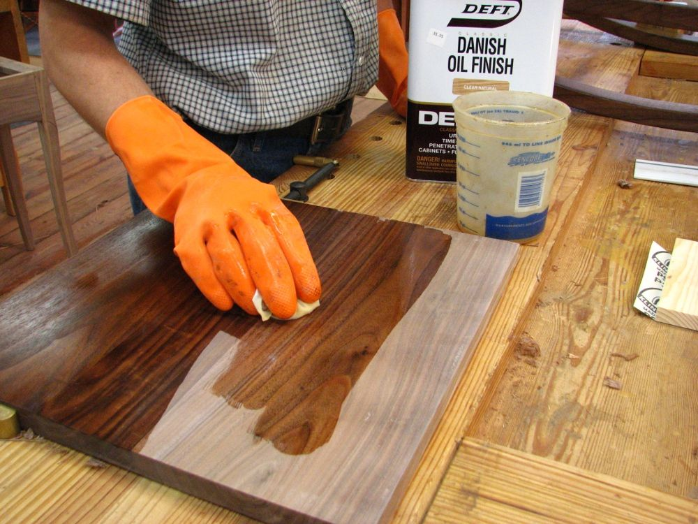 Danish Oil 1 Read The Article 2 Always Test And 3