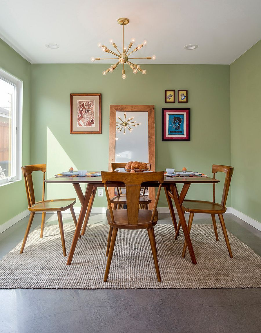 Dining Room Decor Dining Rooms In Trendy Green In 2020 Green Dining Room Classic Dining Room Dining Room Updates