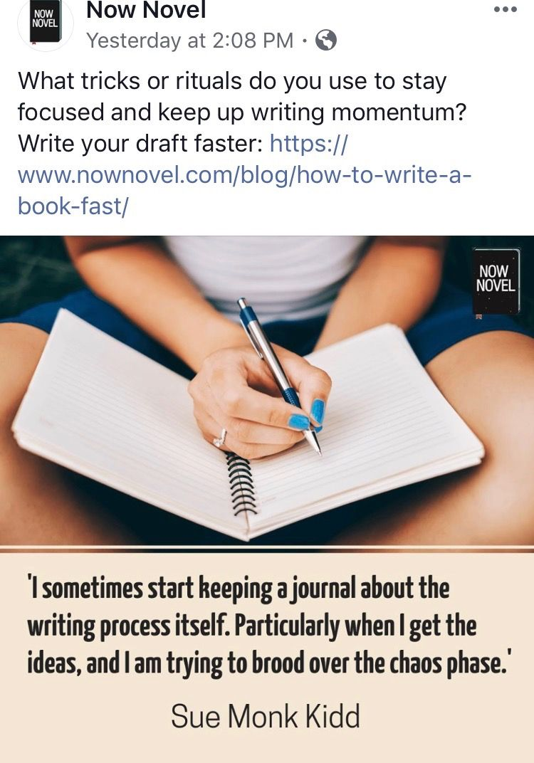 how to write a character journal
