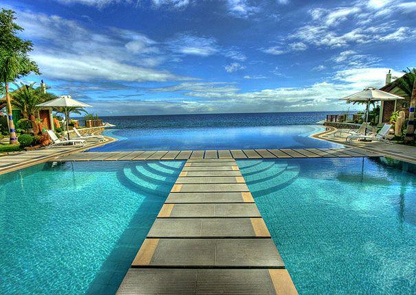 Amazing Infinity Pools Around The World Beach Resorts - Acuatico beach resort map